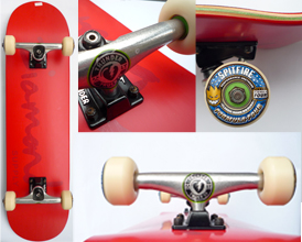 160325DiamondLogoSkateboardCompleteSet