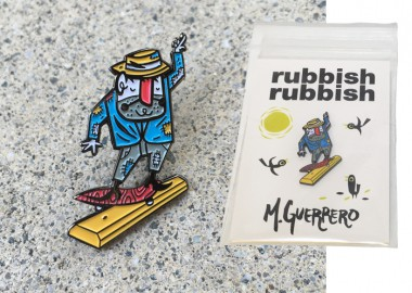 RubbishRubbishHoboPins