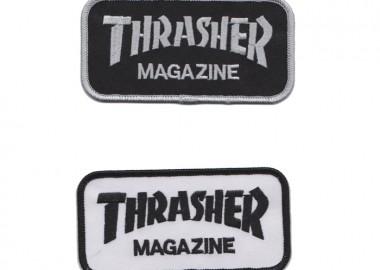 ThrasherMagLogoPatch