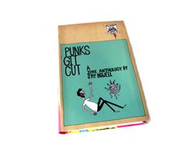 160802JayHowellPunksGitCutAnthologyBook
