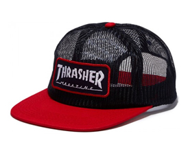 160809ThrasherMagLogoMeshCapBlueRed