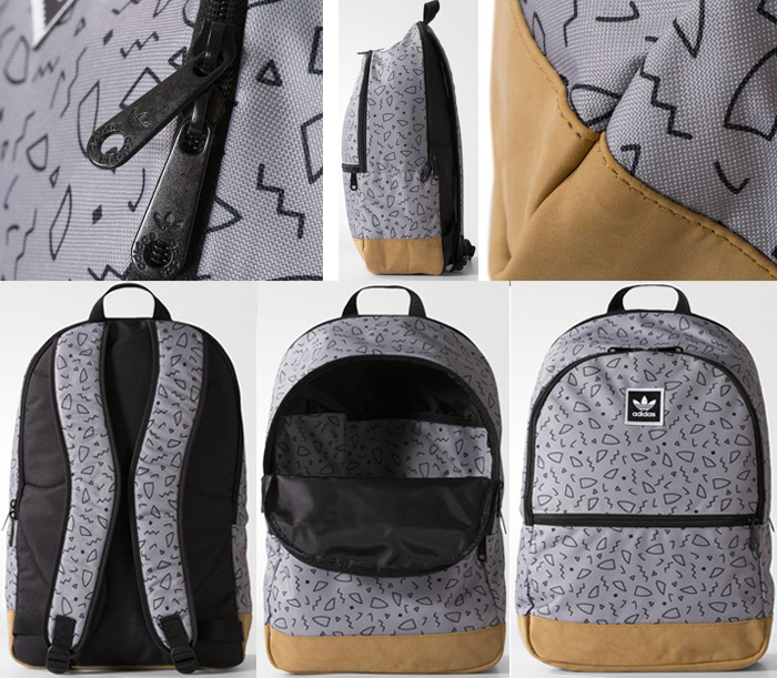 ac4e9ff5da ADIDAS BLACK BIRD BACKPACK. adidasblackbirdbackpack