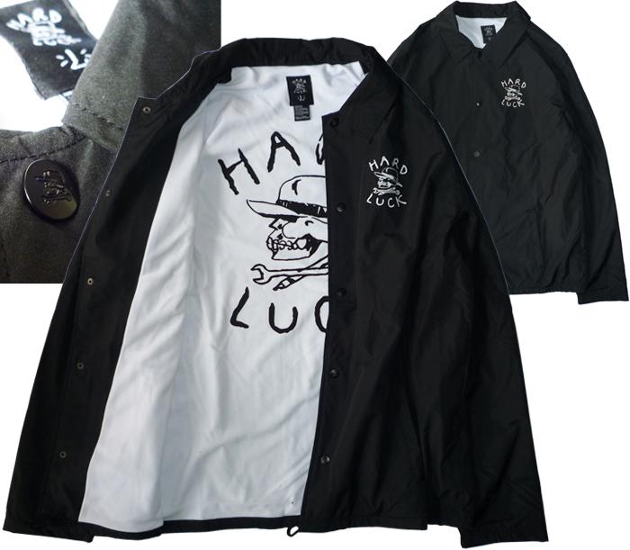 hardluckoglogocoachesjacket