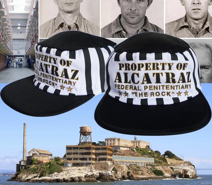 AlcatrazPainterCap