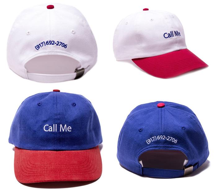 CallMe917CallMeCap
