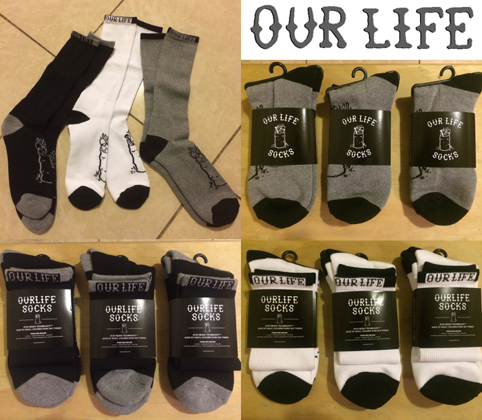 ourlifeburnbarrelsocks
