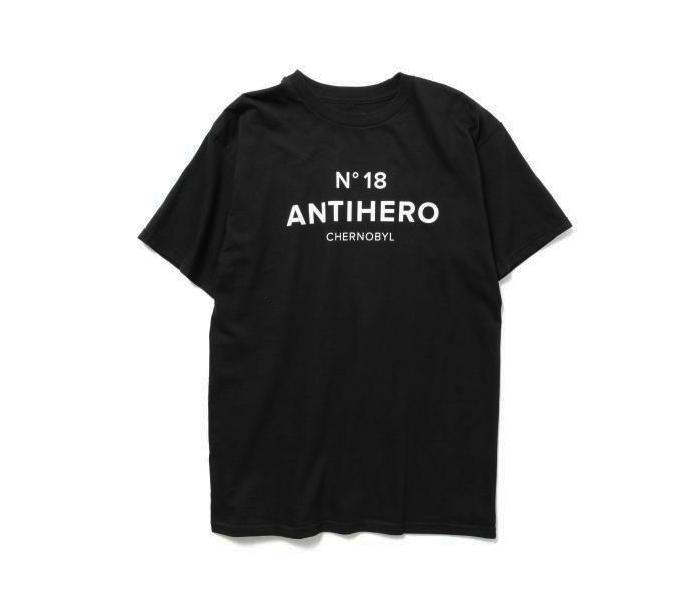 AntiChernobyHeroNO18Tee