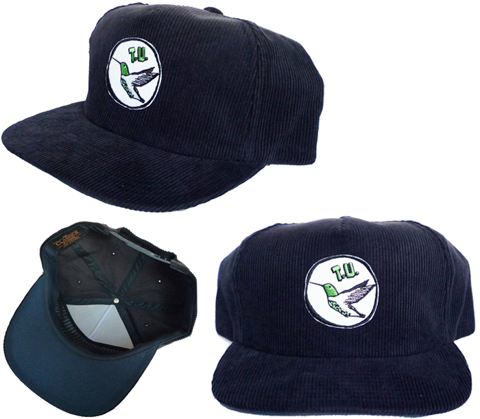 TransportationUnitHBirdCorduroyCap