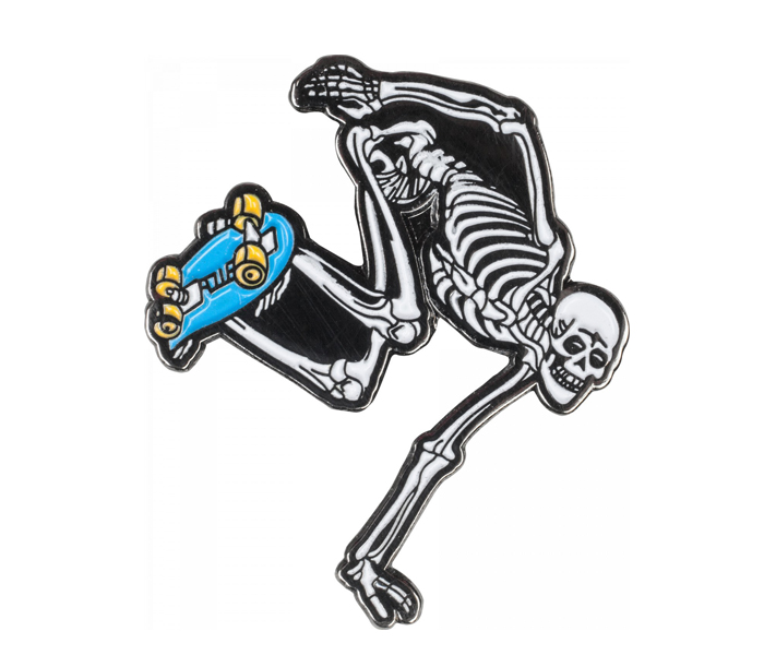 PowellSkeletonLapelPins