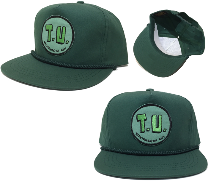 TransporationUnitClassicTURopeCap