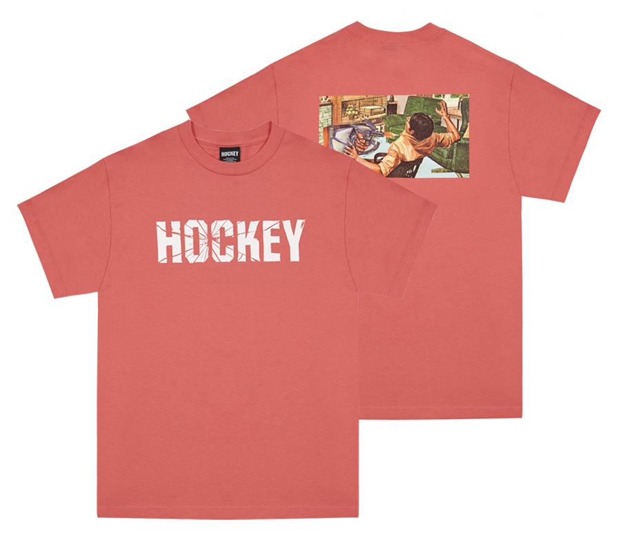 HockeyUltraViolentTee