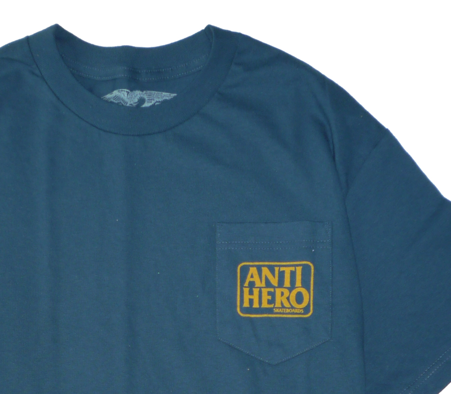 AntiReservePocketTeeHarbourBlue