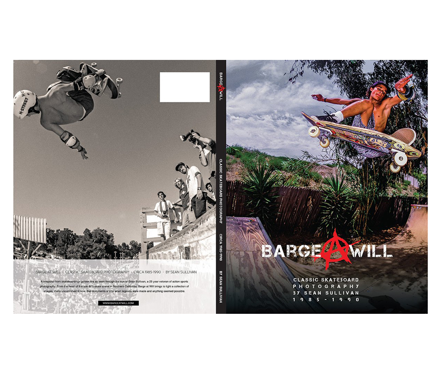 BargeAtWillBook