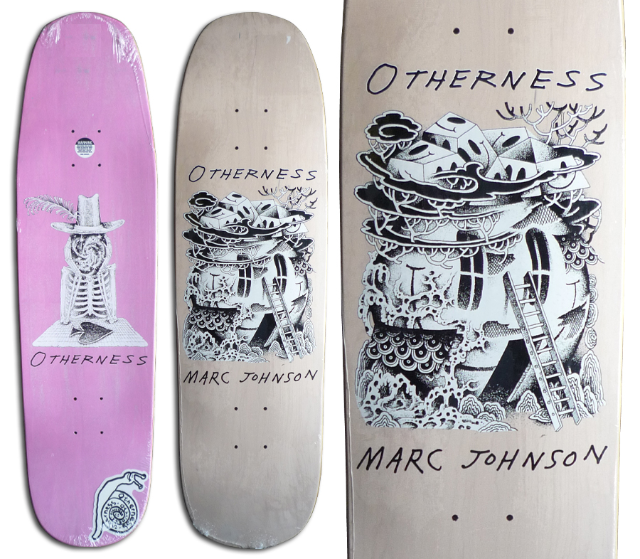 OthernessMarcJohnsonByDerrickSnodgrassDeck