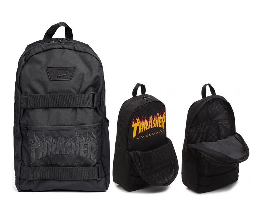 VansXThrasherAuthentic3SkatepackBackpack