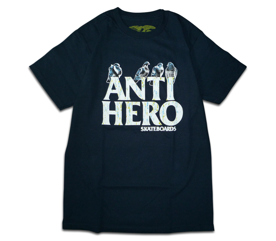 AntiFowlHeroTee