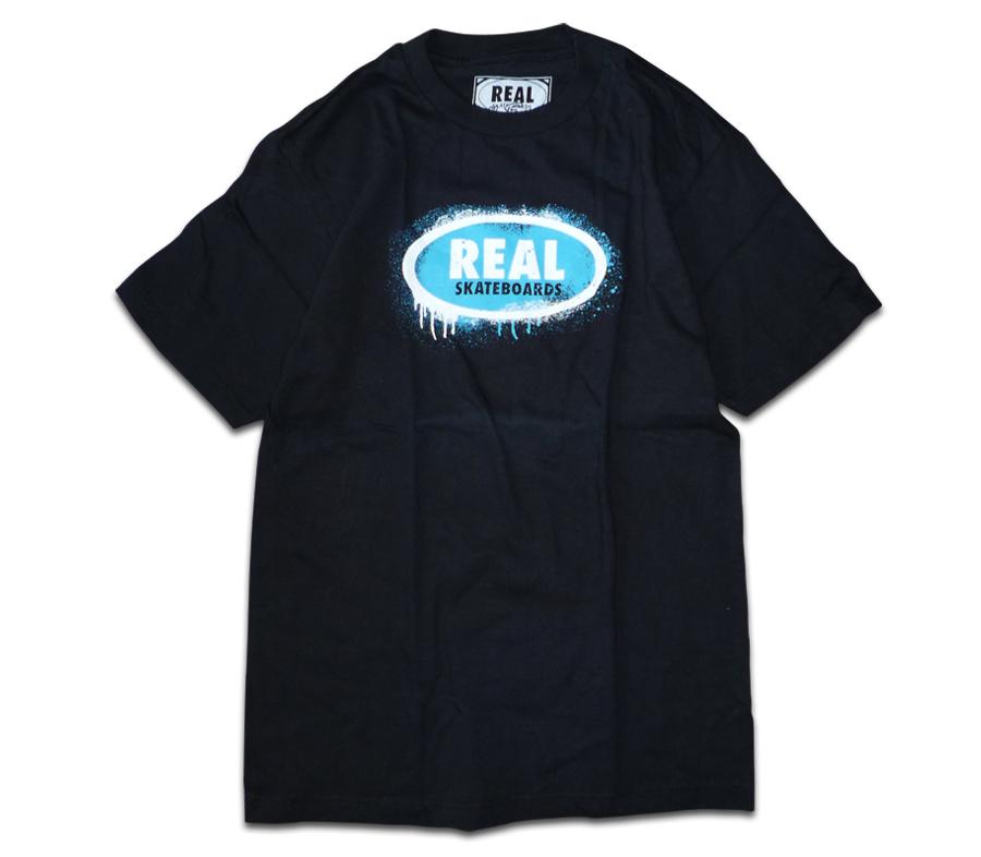 RealSplatteredOvalTee