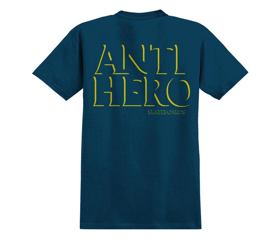 AntiDropHeroTeeOrangeBlue0