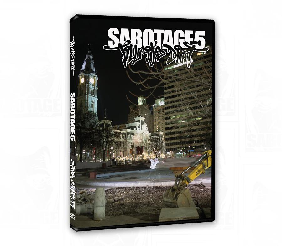 Sabotage5DVD