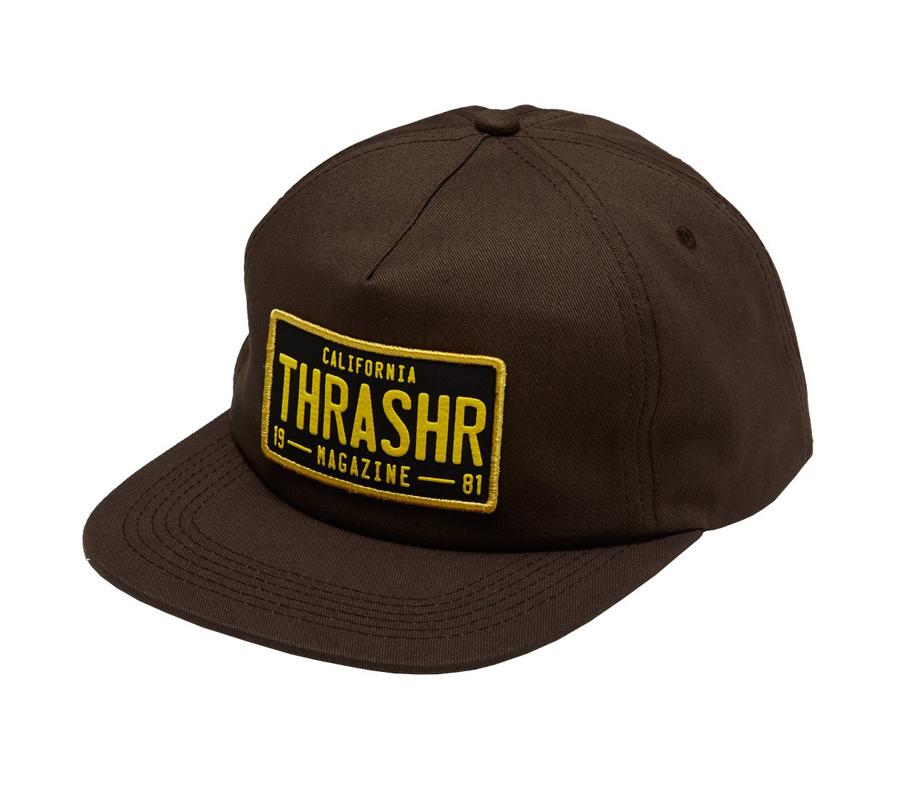 ThrasherDmvSnapbackCap
