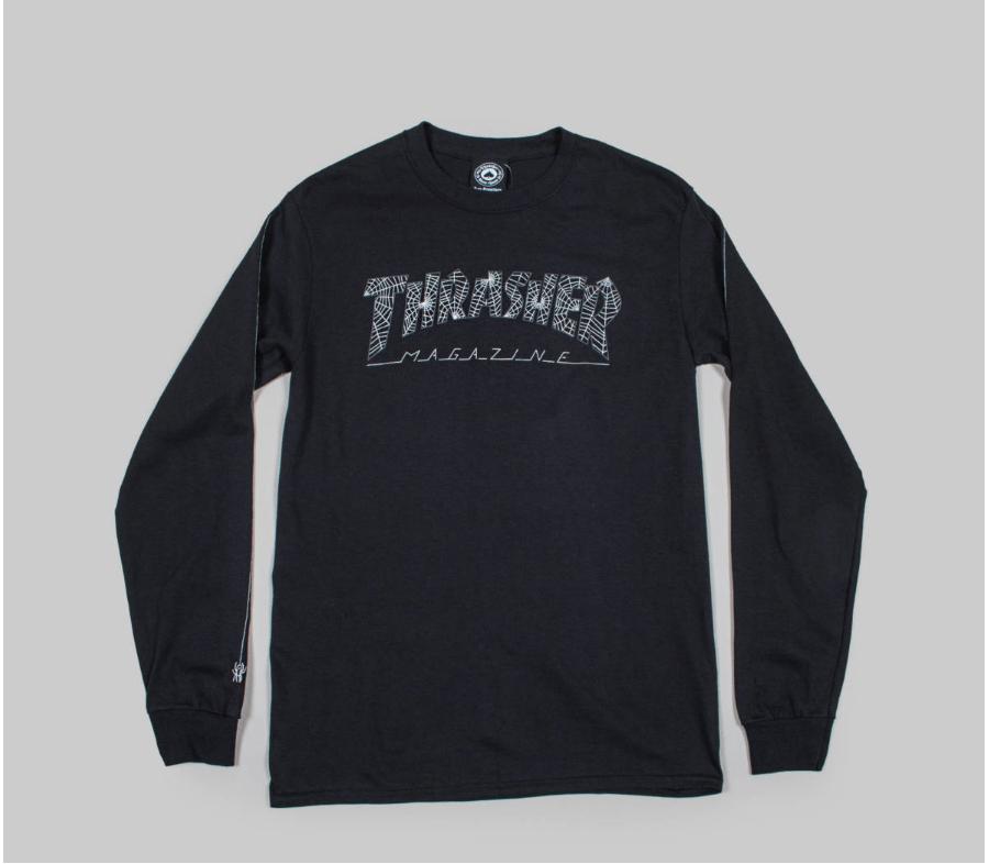 ThrasherWebLSTee