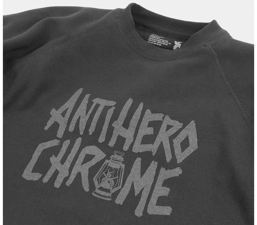 ChromexAntiheroCrewneckSweatshirt