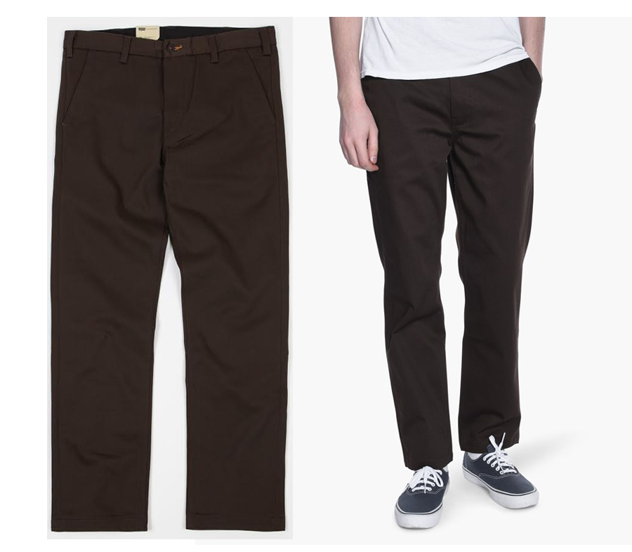 LevisSkateboardingWorkPantBrown3