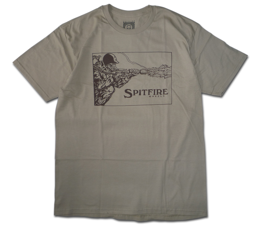 SpitFlameThrowerTee