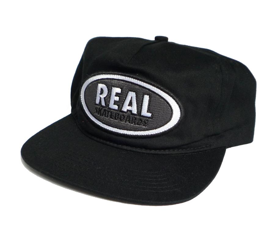 RealOvalPatchSnapbackCap2