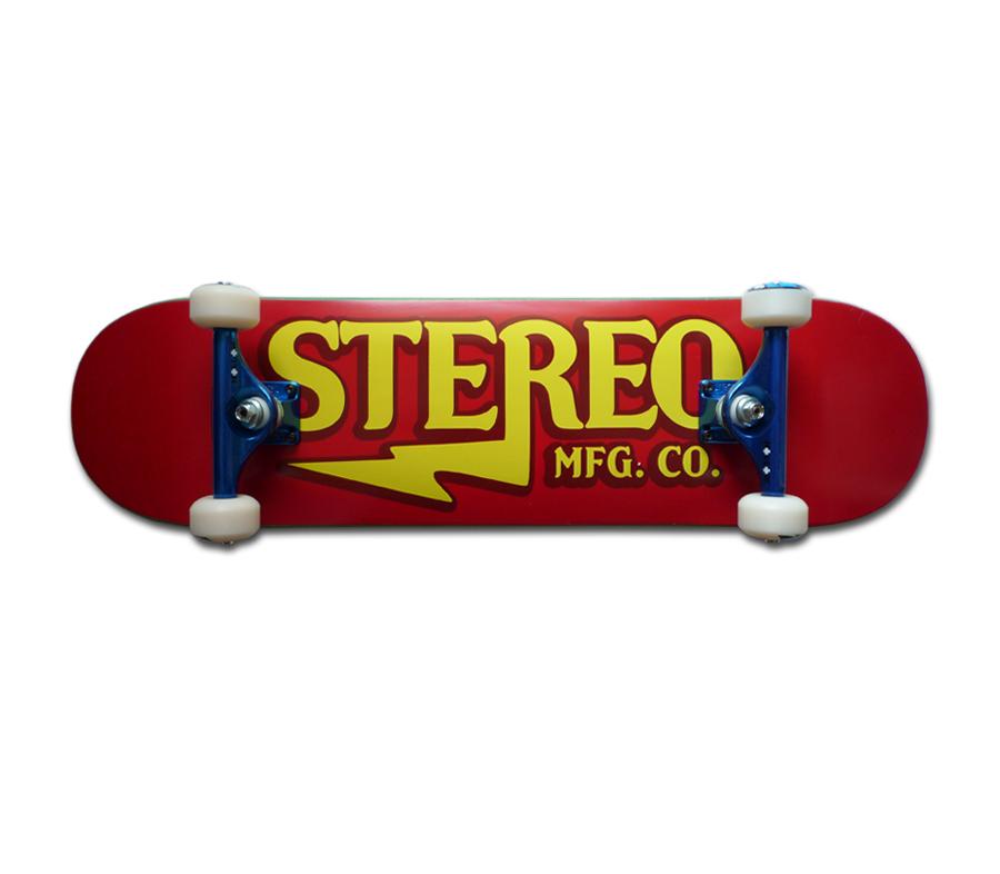 StereoAmplifiedCompleteSet