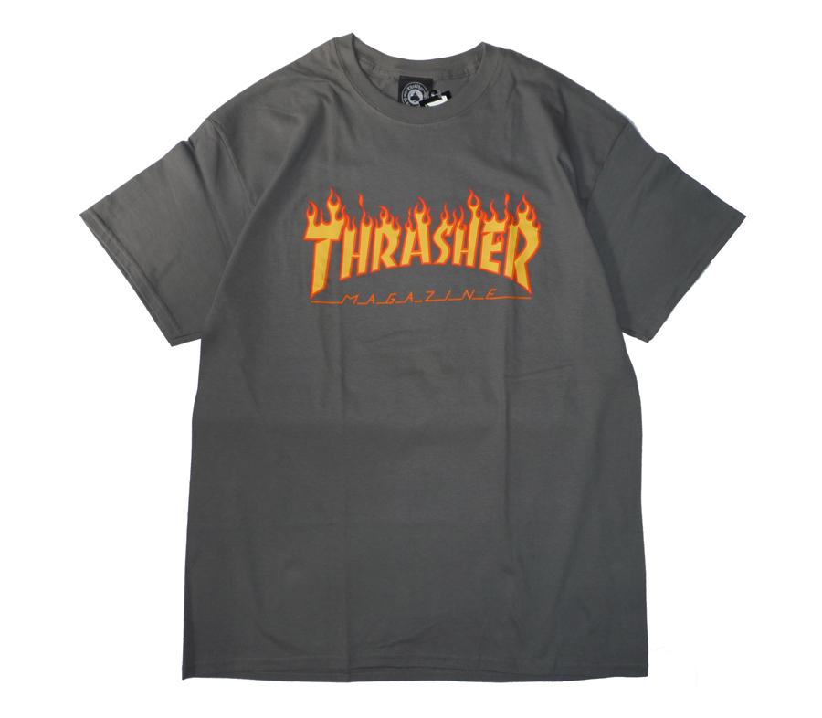 ThrasherFlameLogoGraphite