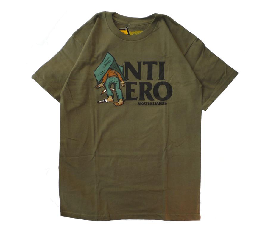 AntiTentHeroTee