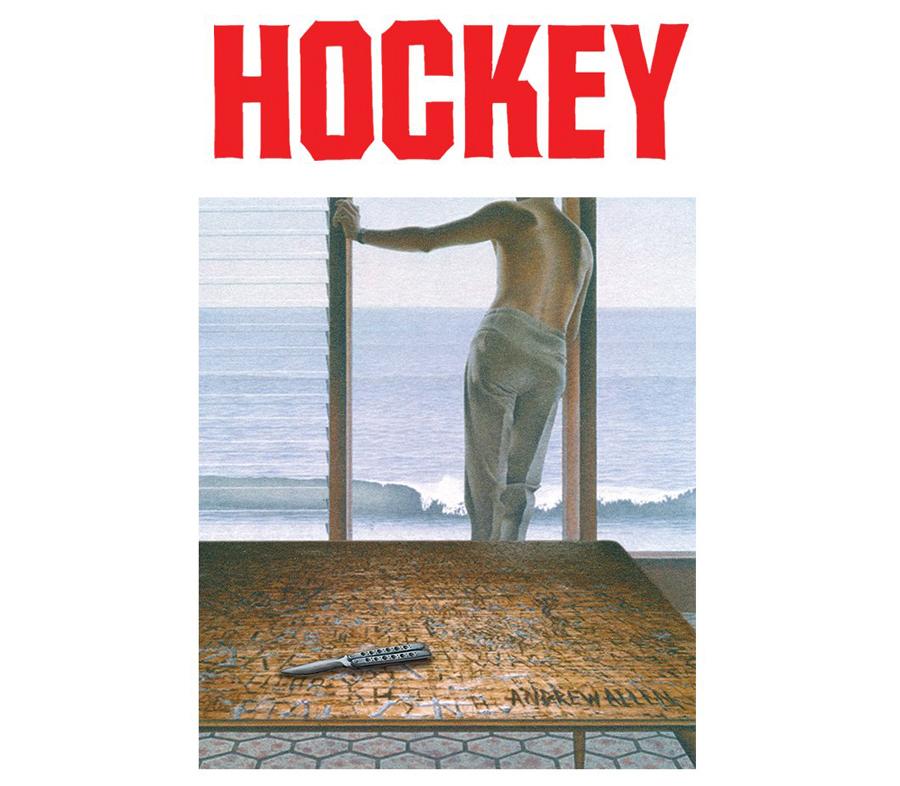 HockeyAndrewAllenCarvingDeck2