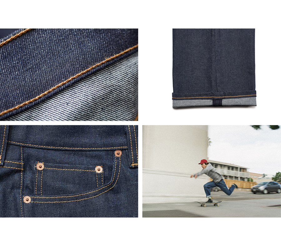 BrixtonFall2018Labor5PocketDenimPants