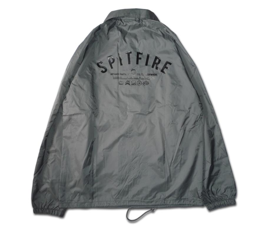 SpitfireBurnDivisionCoachJacket