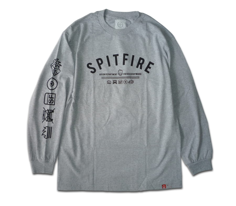 SpitfireBurnDivisionLSTee