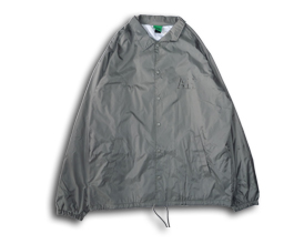 181012AntiHeroDropHeroCoachJacketSGreyReflectable