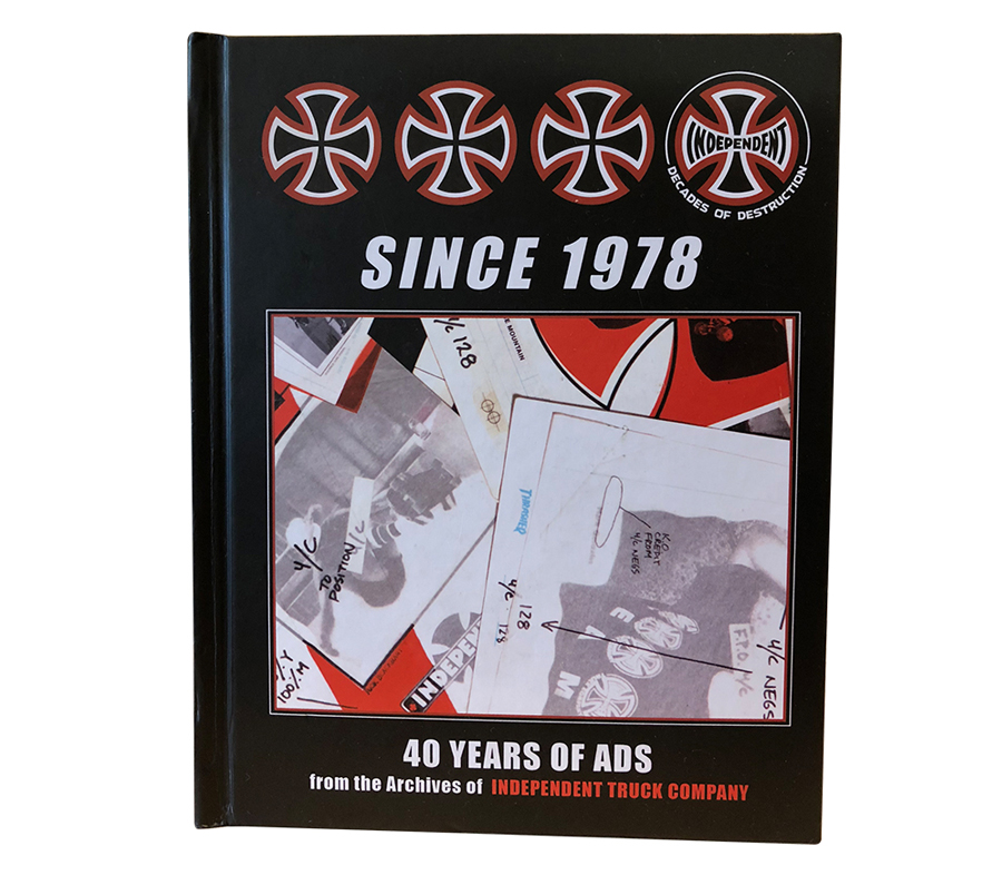 IndependentSINCE197840YearsofAdsBook