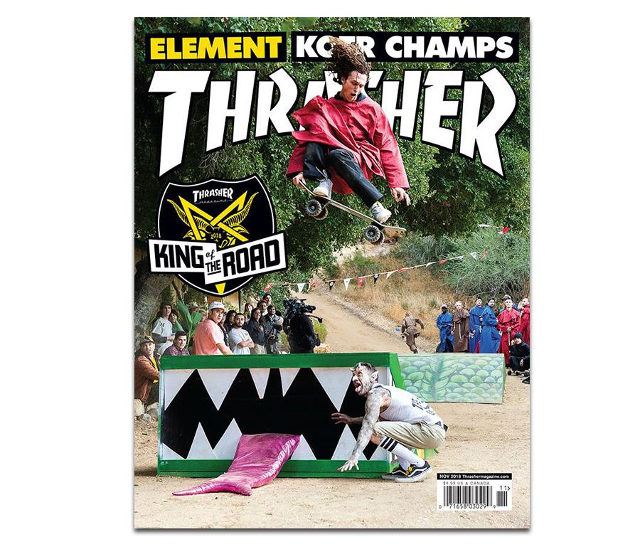 ThrasherMagazine2018November