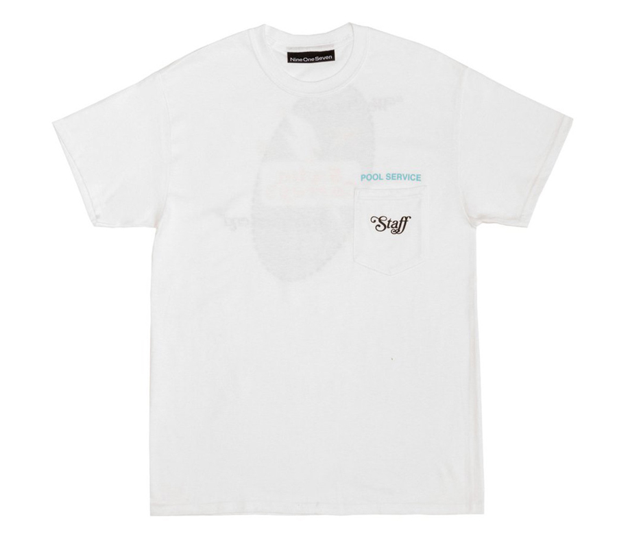 CallMe917PoolServiceTee