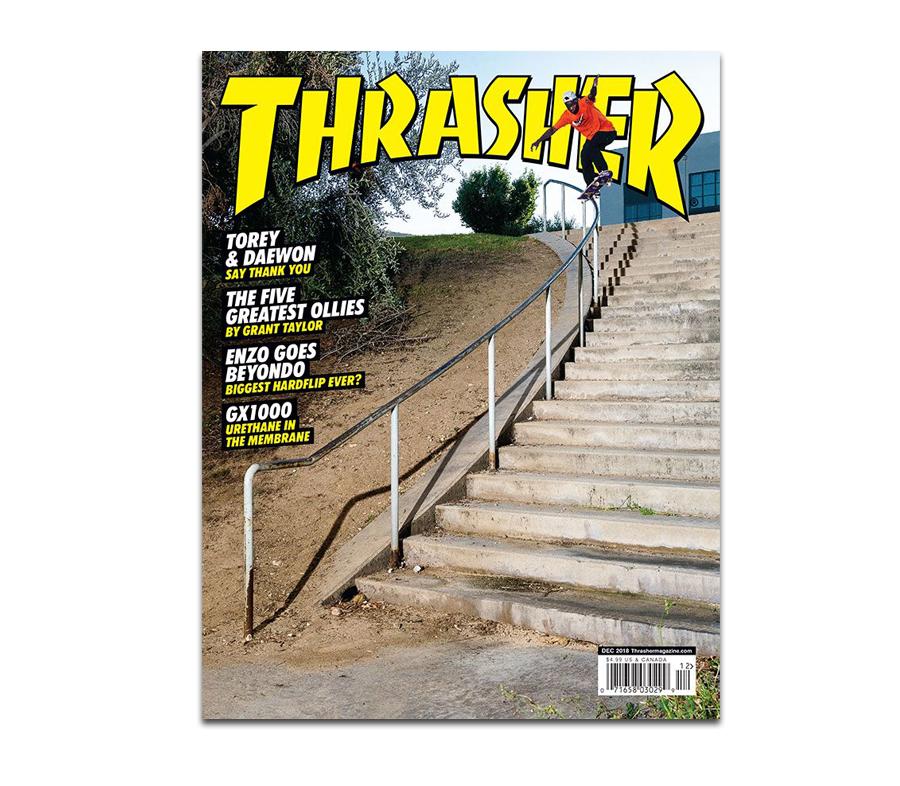 ThrasherMagazine2018December