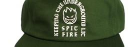 181207SpitfireSteadyRockinSnapbackCapOlive