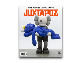 181225Juxtapoz208Winter2019