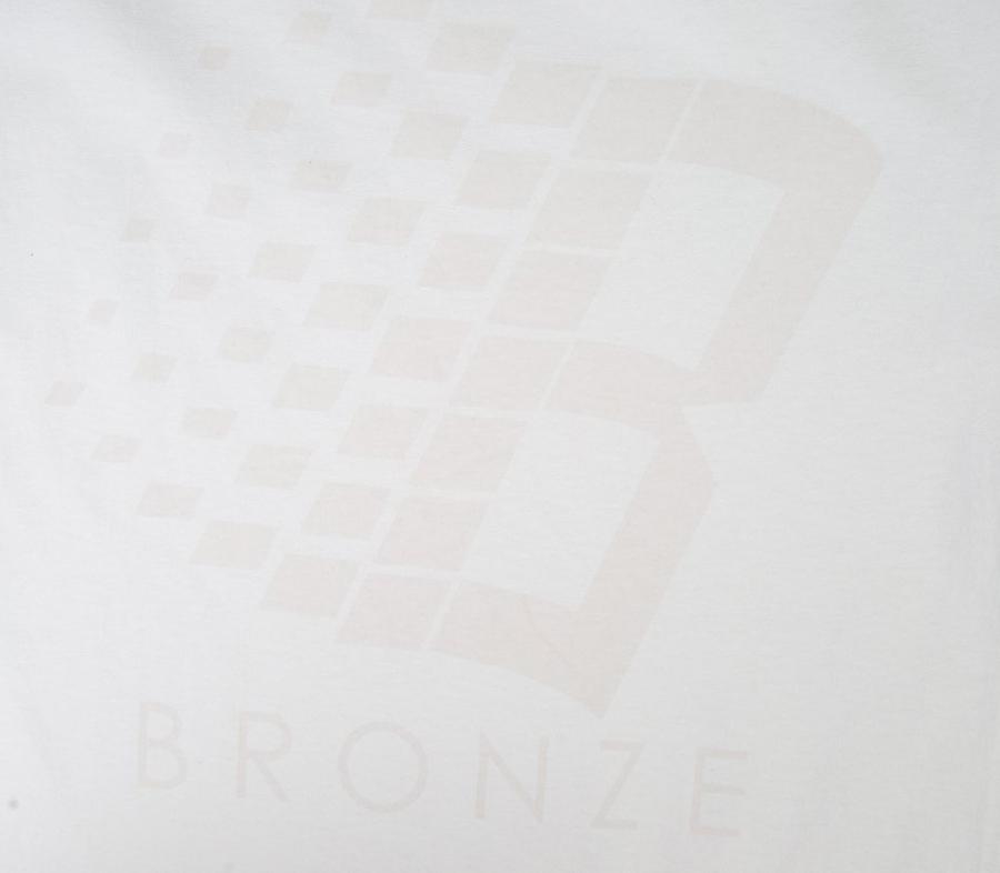 Bronze56KBLogoSloarActiveTeeAllWhite2