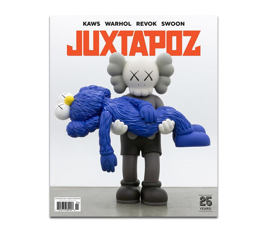 Juxtapoz208Winter2019