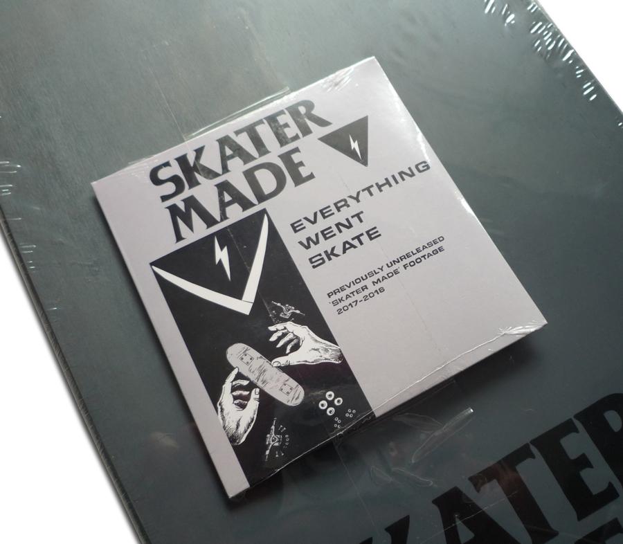 SkaterMadeEverythingWentSkateDeck2