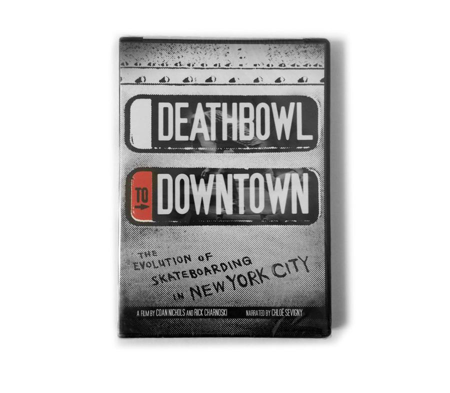 DeathbowlToDowntownDVD