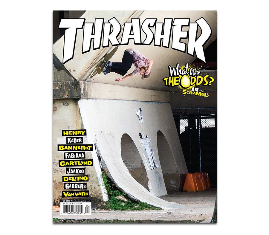 ThrasherMagazine2019FebIssue463