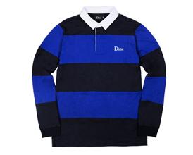 190327DimeStripedRugbyShirt