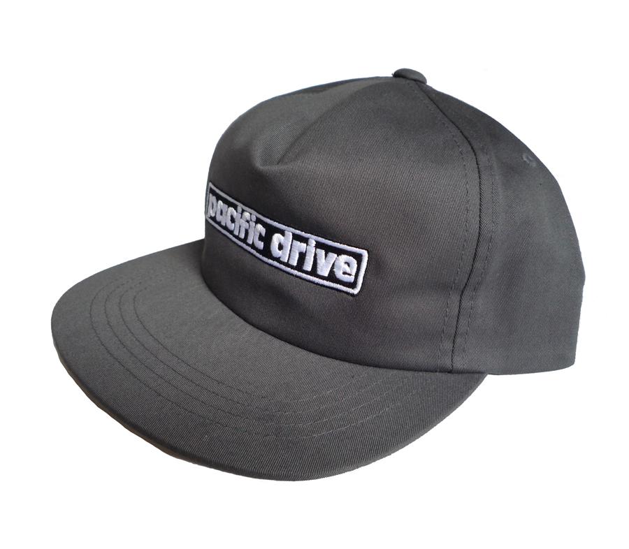 PacificDriveBarLogoCap3